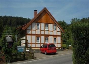 das fachwerkhaus ref de 32816 02 in schieder schwalenberg teutoburg forest cottage. Black Bedroom Furniture Sets. Home Design Ideas