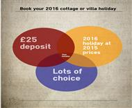 2016 cottage and villa holidays