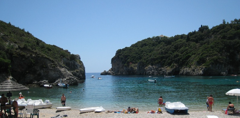 See some of Corfu's coves