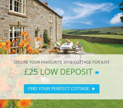 Cottages 4 You 2016 holidays