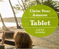 Free Amazon Fire tablet from Olivers Travels