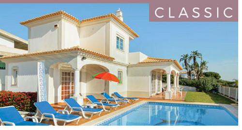 James Villas Classic collection of villas