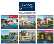 James Villas collection: Simply, Classic, Signature, Luxury, Ultimate, Individual
