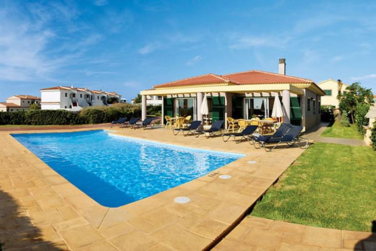 Villa Mediterraneum on Menorca