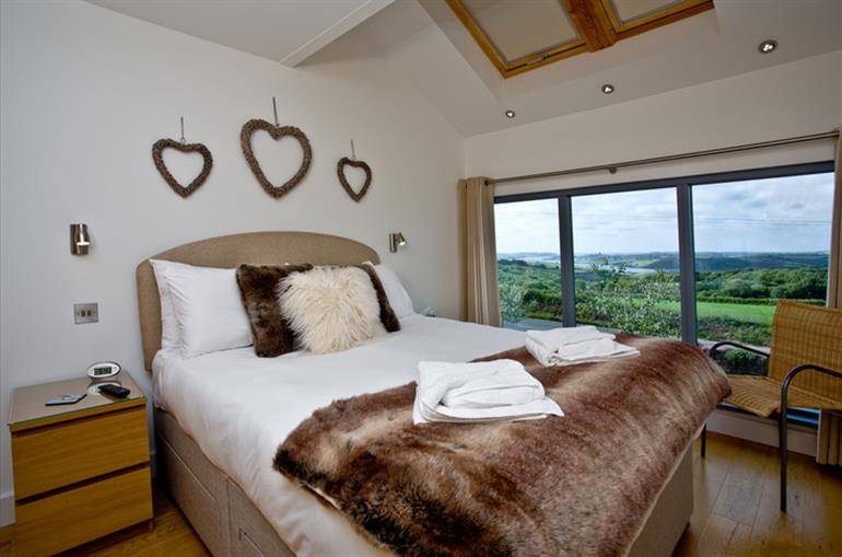 Bedroom in 3 Broadmeadows, Wadebridge