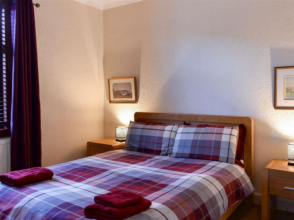 Bedroom in Belmont, Brodick