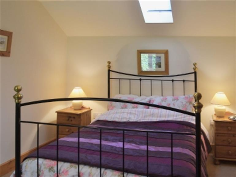 Bedroom in Blue Bell Cottage, Denton near Harleston