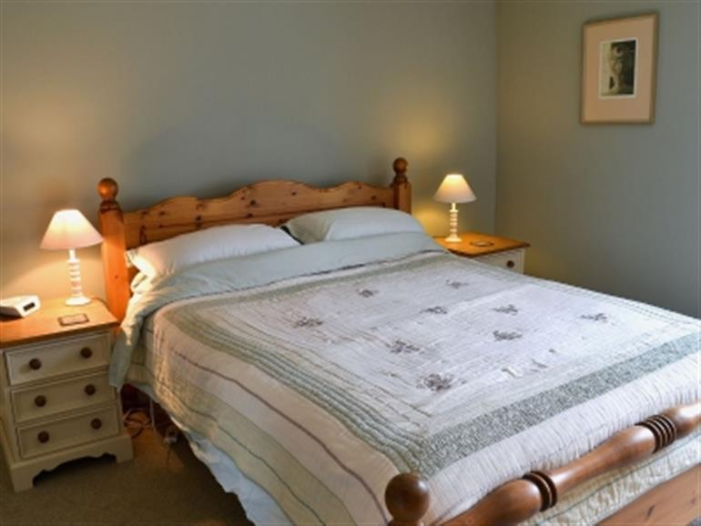 Bedroom in Coach House Cottages, Yoxford near Saxmundham