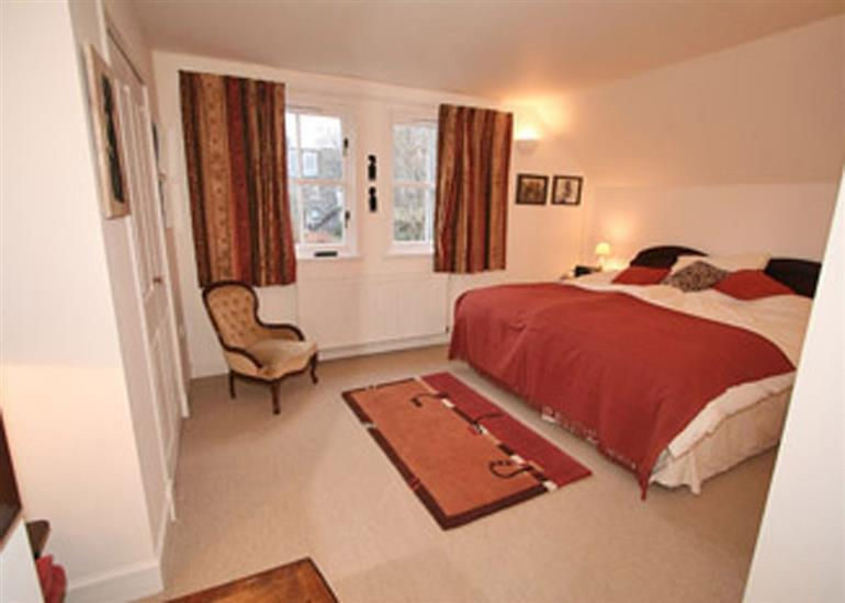 Bedroom in Earnside Cottage, Perthshire