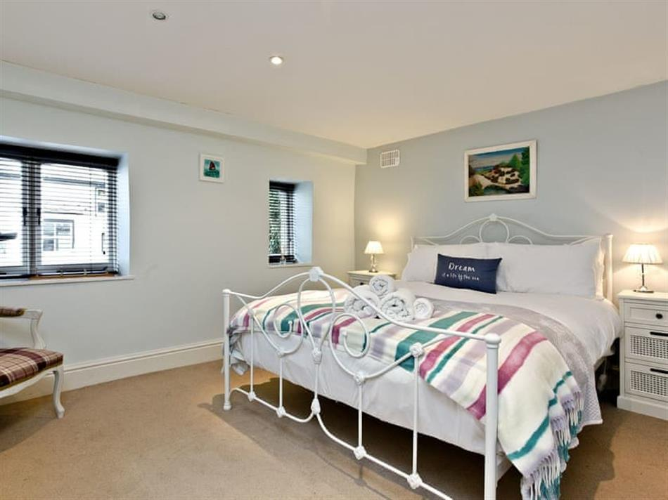 Bedroom in The Mews, Newquay