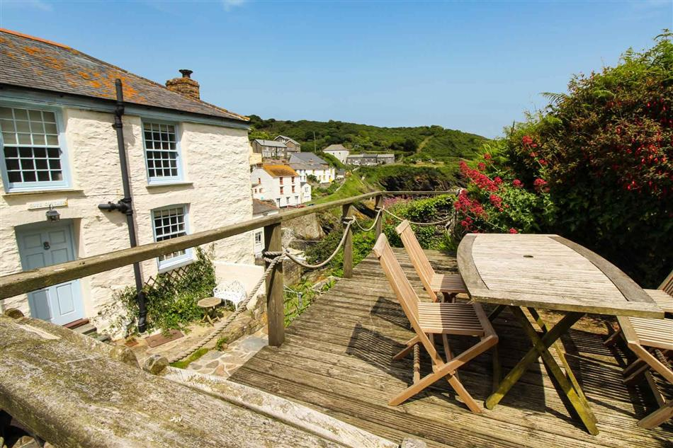 holiday trehavenview cottages portloe trehaven roseland cottage accommodation peninsula view