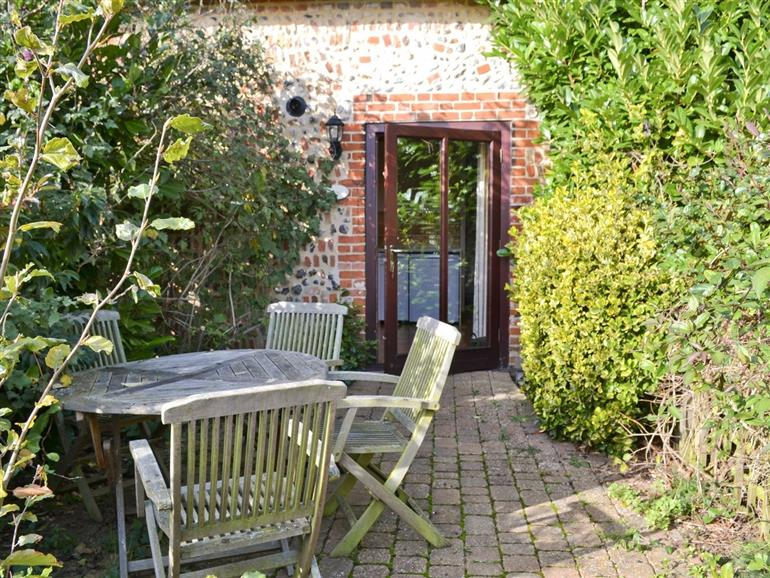 Garden at Sorrel, Norfolk