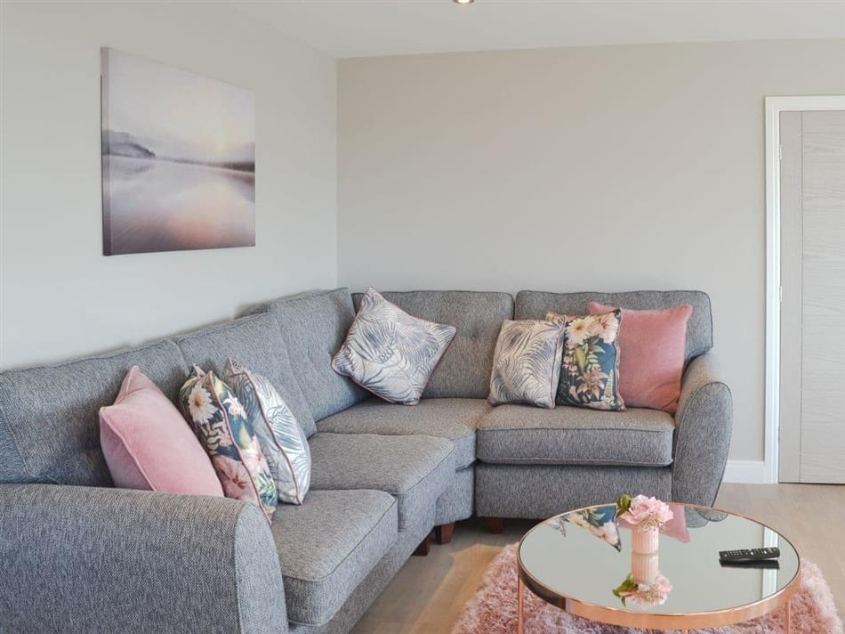 Living room in Crows Nest, Bridlington, Yorkshire