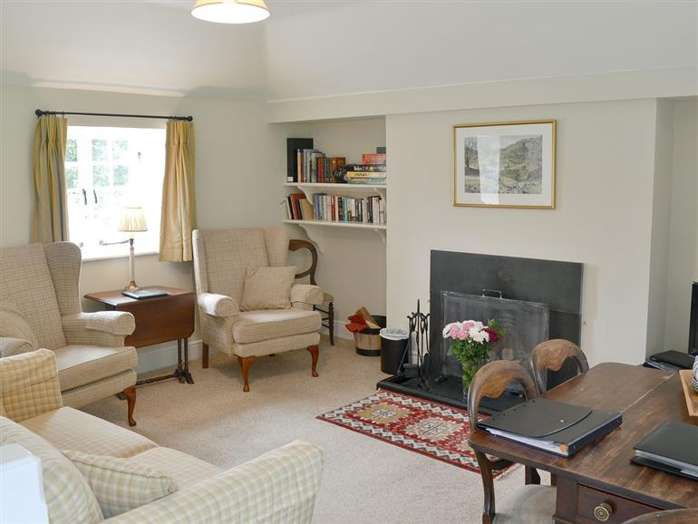 Living room in Edgcumbe, Gorran Haven near St Austell