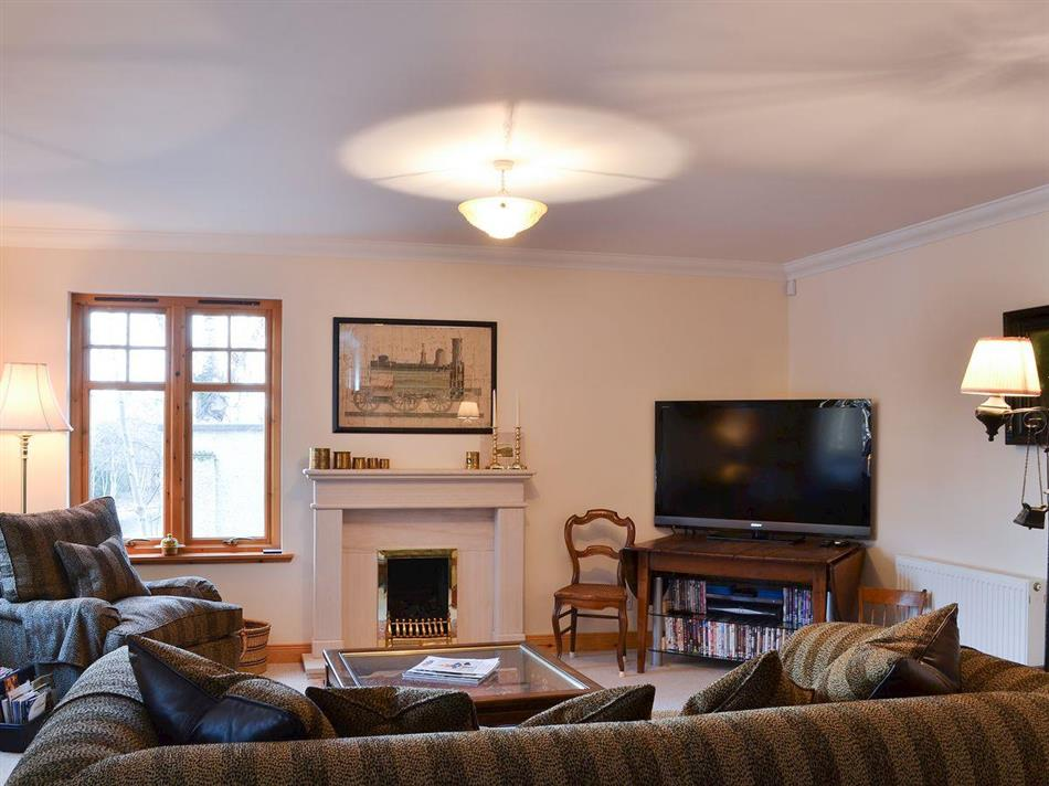 Living room in Eldoret, Inverness, Highlands