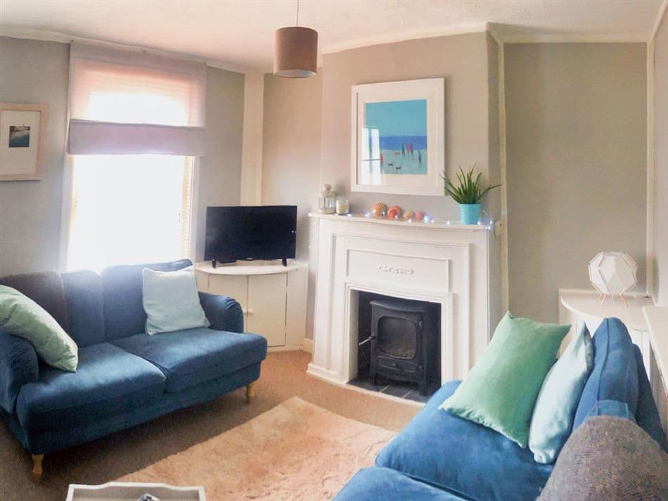 Living room in St Marys, Cowes