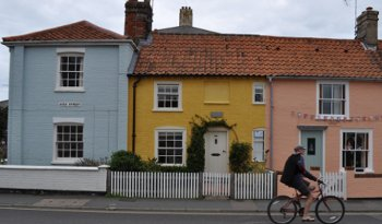 Holiday cottages in Aldburgh