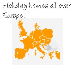 Find cottages and villas in Italy