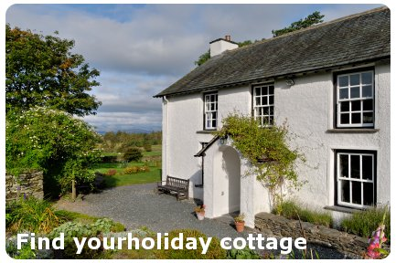 Find a holiday cottage near White Mill