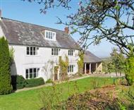 Purcombe Farmhouse in Whitchurch Canonicorum, Bridport