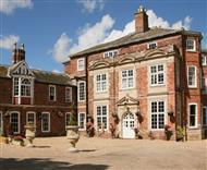 Raithby Hall in Spilsby, Lincolnshire