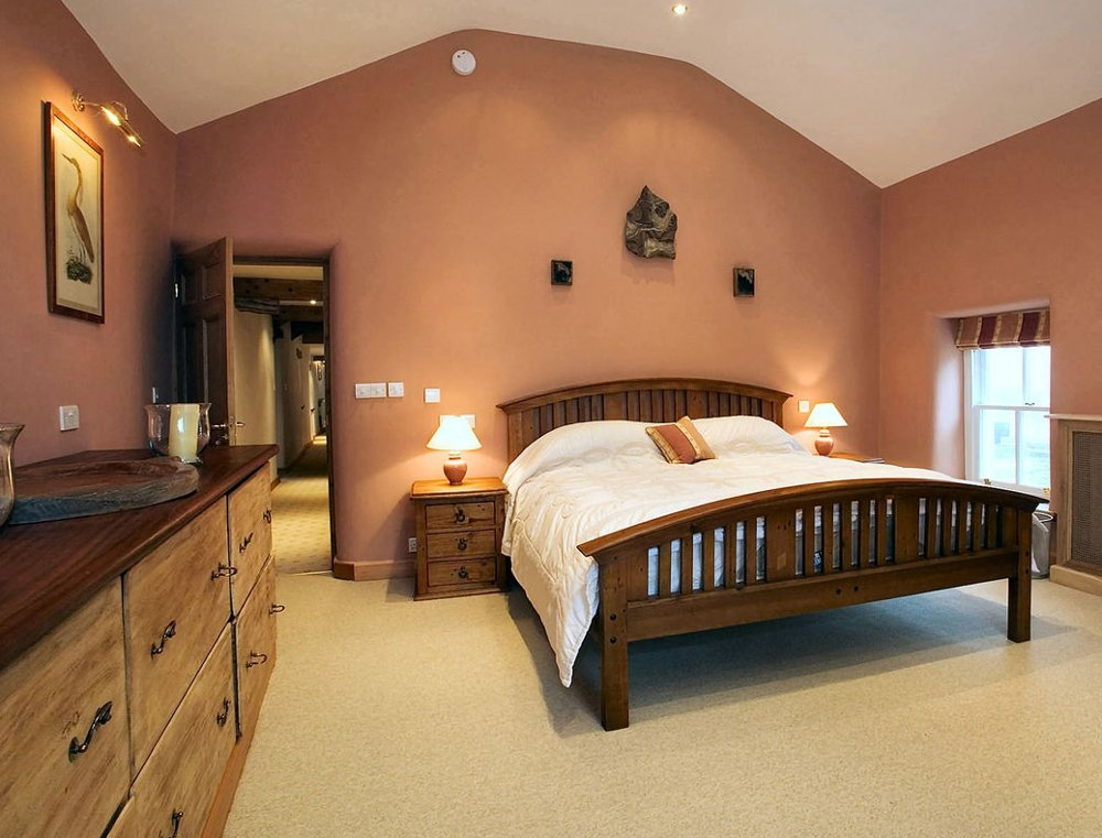 Bedroom at Yew Tree Farm near Penrith