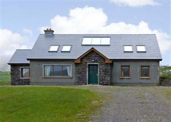 10842 in ballydavid cottage weekend and short breaks at County Kerry Tartan Towns in County Kerry