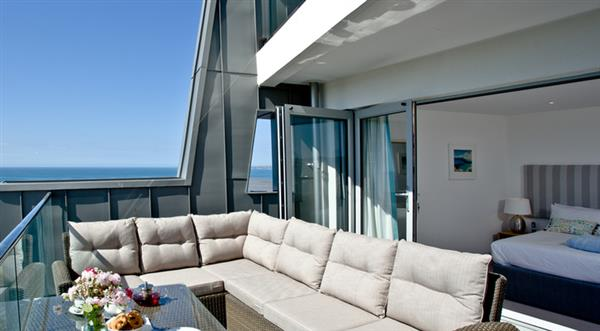 18 One Lusty Glaze, Newquay