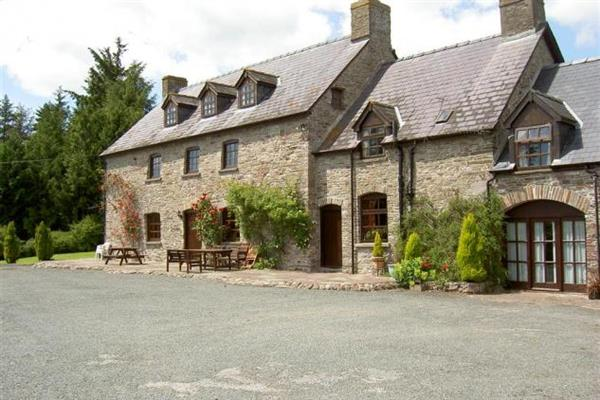 Alexanderstone Manor, Brecon