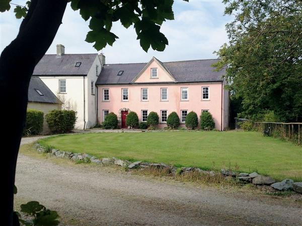 Ballymagyr Castle Holiday Cottages - Cottage 2, Killag, nr. Kilmore Quay, Co. Wexford, Ireland