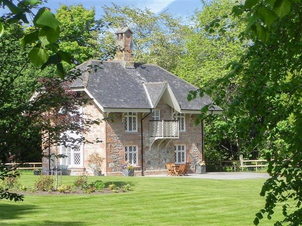 Balnagown Estate - Swiss Cottage, Kildary, near Tain, Highlands, Ross-Shire