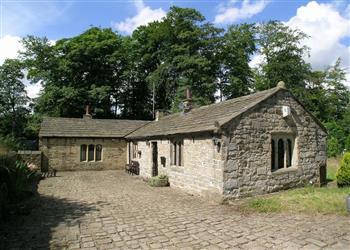 Bank Bottom Cottage in Harden near Haworth - Yorkshire Dales