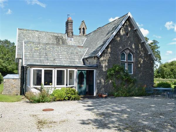 Barton School House, Pooley Bridge, Ullswater, Lake District., Cumbria