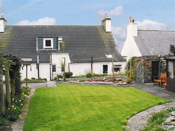 Beach Cottage, Wigtownshire