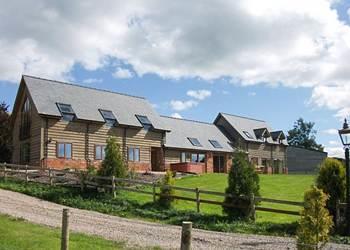 Bedw Barn in Newtown, Powys