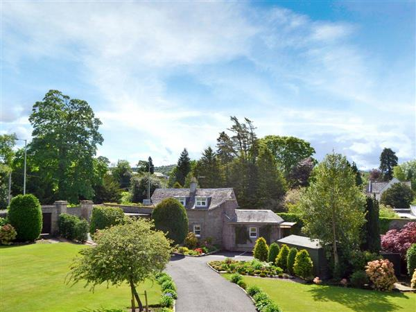Boatland Cottage, Perth, Perthshire