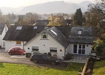 Borrowdale View in Keswick