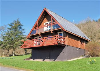Bracken Lodge, Kirkcudbrightshire