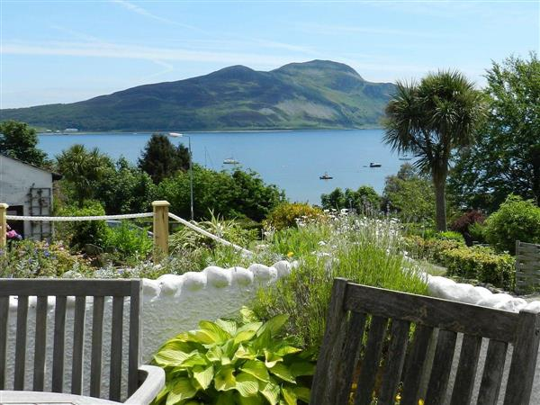 Braehead Cottage, Lamlash, Isle of Arran, Scotland