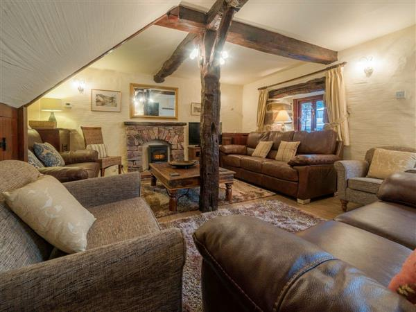 Bridge End Farm Cottages - Scafell Cottage, Cumbria