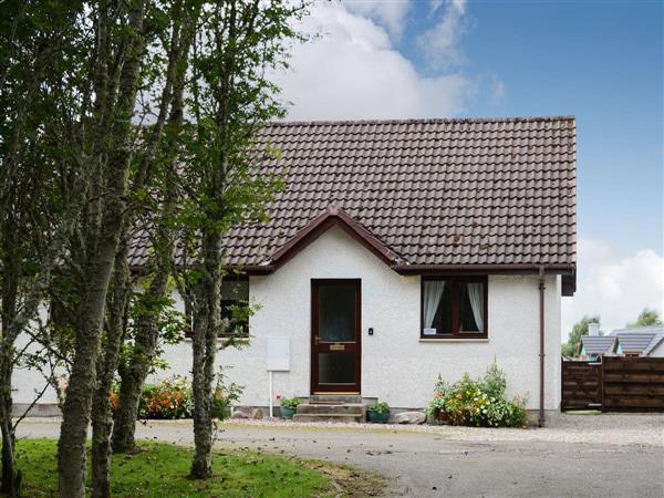 Burn Cottage, Lairg, near Golspie, Sutherland