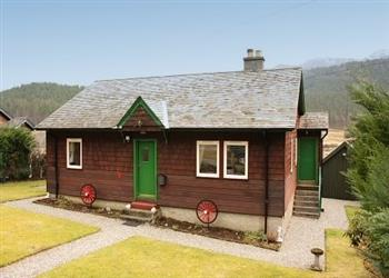Caberfeidh Cottage in Strathconon, near Inverness