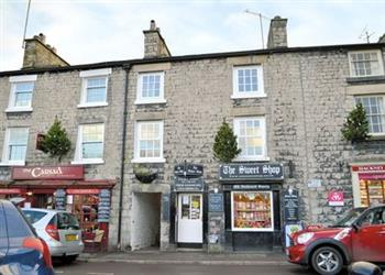 Candy Cottage in Kirkby Lonsdale, Cumbria