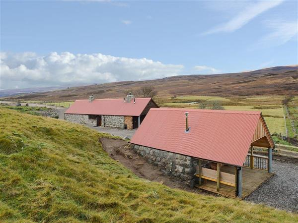 Capercaillie Cottage, Sutherland