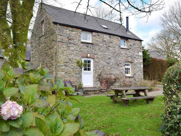 Carthouse Cottage, Dyfed