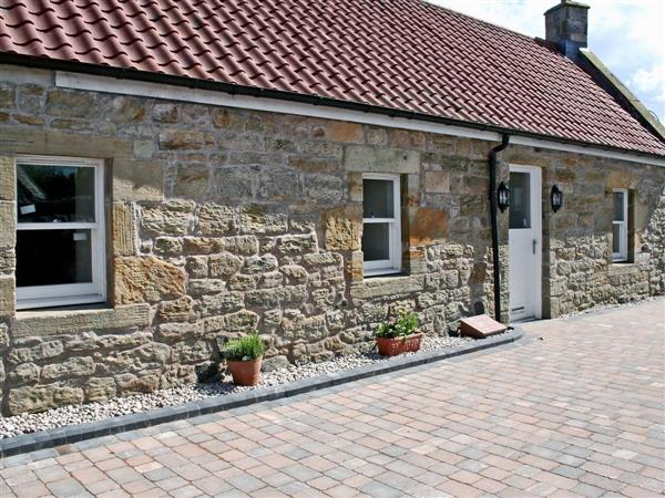 Castle Cottages - Castle Smiddy, Fife