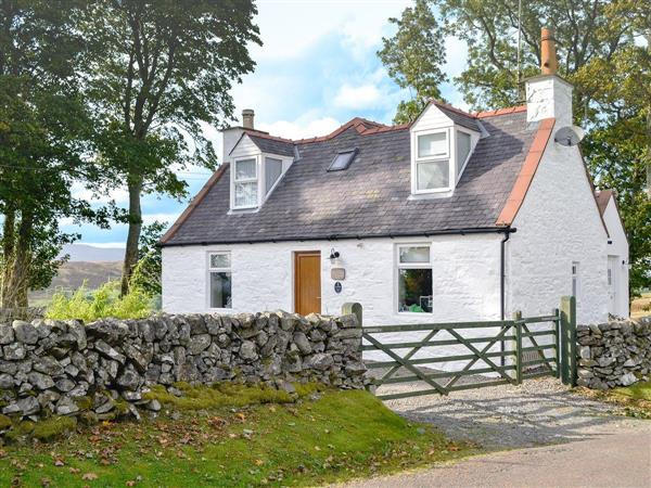 Cleughbrae Cottage in Dalry, near Castle Douglas