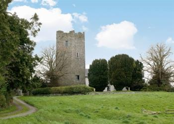 Clomantagh Castle in Freshford, County Kilkenny
