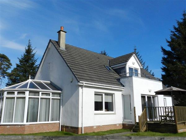 Cloy Lodge, Brodick, Isle of Arran, Scotland