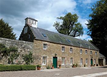 Courtyard Cottage, Berwickshire